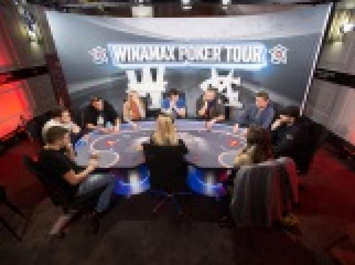Streaming : Suivez à partir de 14h15 la table finale du Winamax Poker Tour