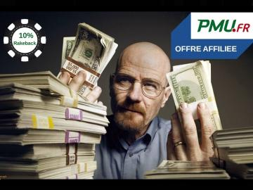 Promotion extracash : gagnez jusqu'à 600€ sur PMU Poker en avril !
