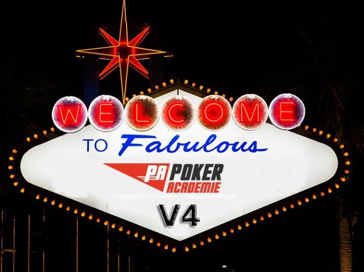 Bienvenue sur Poker Académie V4 !