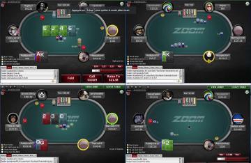 Zugzwang dévoile son jeu en Zoom100 sur PokerStars.com