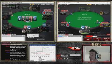 [Replay] Les sessions live de Benj #1 : Zoom200 sur PokerStars.com (2/3)