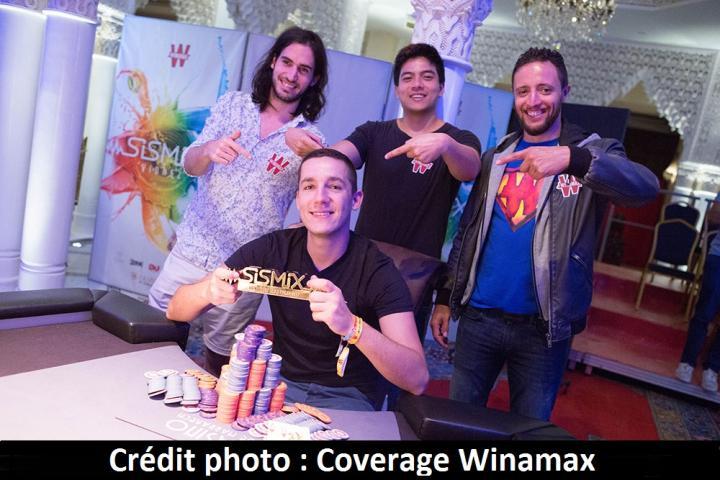 Sismix 2017 : hugo Larachiche sacré champion, le coach Rayzy échoue aux portes de la table finale