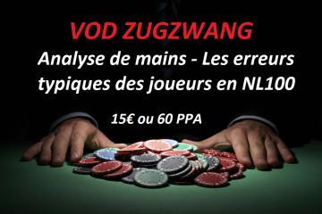 Analyse de mains : Exploiter les erreurs typiques des joueurs en NL100