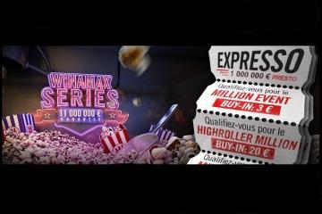 Winamax Séries XIX : 11 000 000 € garantis en septembre