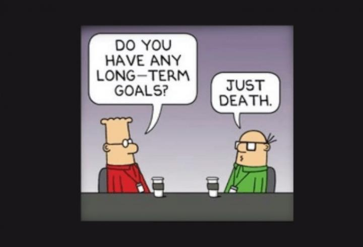 Sur le long terme… on est tous morts. Pourquoi vous n'avez pas envie de maximiser vos gains sur le long terme.