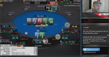 [Replay] Les sessions live de Bibibiatch #2 - L'approche de la table finale (200.000$ to the top) (4/6)