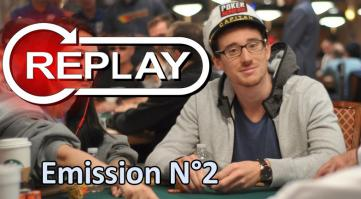 Captain Poker émission 2 - Le replay intégral