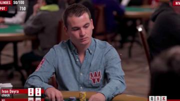 Dans la tête d'un pro spécial Vegas : Ivan Deyra dans le 3000$ 6-max partie 2