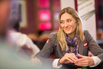 Dans la tête d'un pro : La suite du 3000$ 6-max avec Gaëlle Baumann