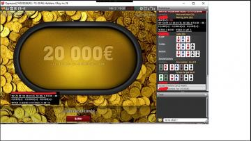 Blagops review l'expresso à 20.000€ (2€) de l'académicien Placebo33