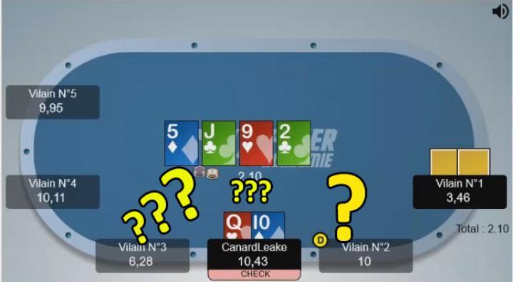 Le 2ème barrel au poker : Quand et comment l'effectuer ?