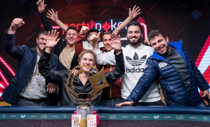 PartyPoker Million : Victoire de Viktor Blom dans le Main Event !