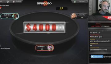 Bibibiatch joue en expresso à 1000$ de buy-in !