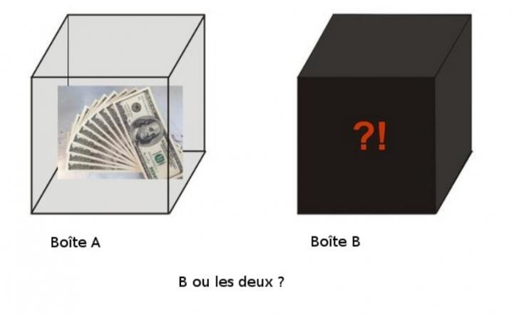 Newcomb : le paradoxe qui divise mathématiciens, philosophes… et joueurs de poker.