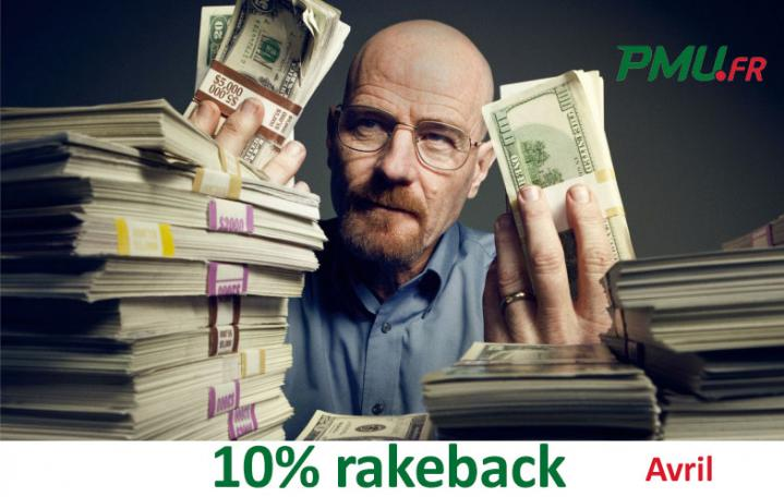 L'extracash PMU Poker : 600€ cash à gagner en avril