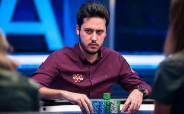 Dans la Tête d'un Pro : La première d'Adrián Mateos