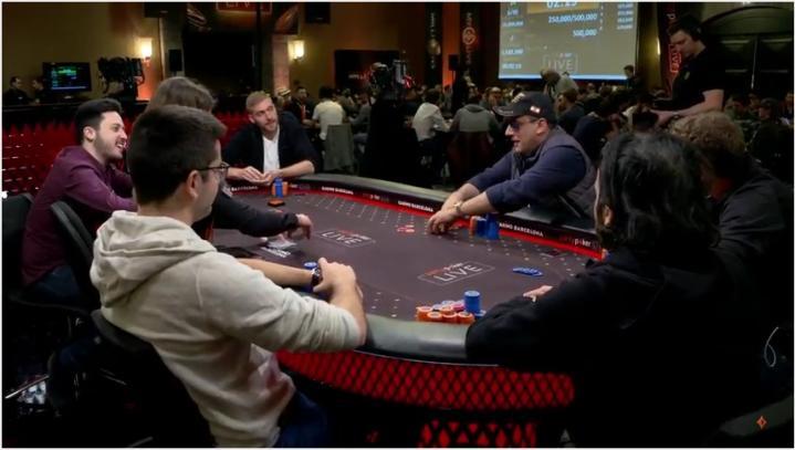 PartyPoker Million Barcelone : Suivez la table finale du 25K$ High Roller