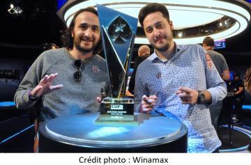 EPT Monte-Carlo : Davidi Kitai et Adrian Mateos dans les 16 derniers