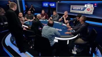 EPT Monte Carlo day 5 : Mateos, Antonius et Schemion en table TV