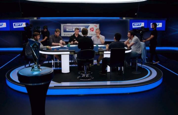 EPT Monte Carlo en direct : Le français Nicolas Dumont chipleader d'une table finale XXL