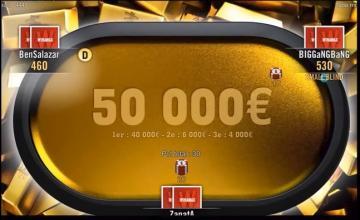 Blagops review une victoire expresso à 50.000€ d'un coaché