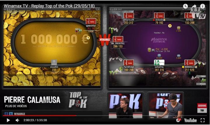 Expresso à 1 million : Le jackpot en direct pour ggwpsirbai !
