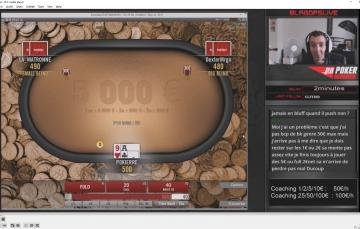 [Replay n°2] Les sessions live de Blagops : Jackpot à 5000€ (50€) !