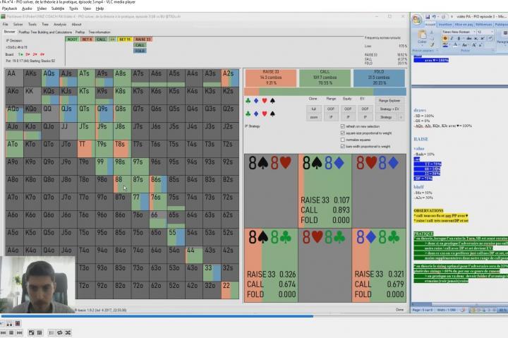 Pio Solver, de la théorie à la pratique - EP3 : Spot 3B de SB vs open BU
