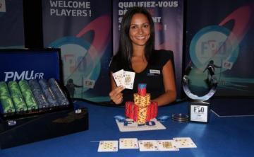 Sarah Herzali triomphe au FPO Saint-Amand-les-eaux