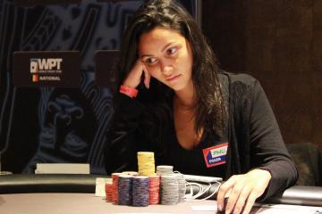 Sarah Herzali rejoint la team pro PMU Poker