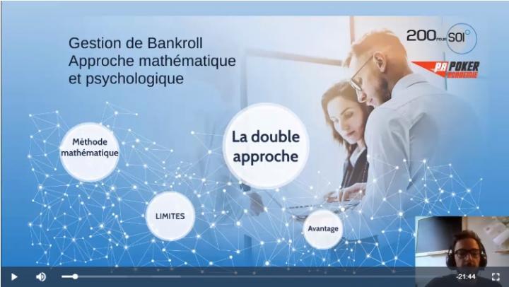 Gestion de Bankroll : La double approche mathématique et psychologique
