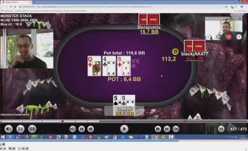 Pression ICM : stratégie de late game en table finale (3-max)