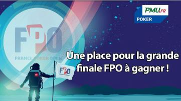 Road to FPO Lyon : Poker Académie vous envoie au French Poker Open !
