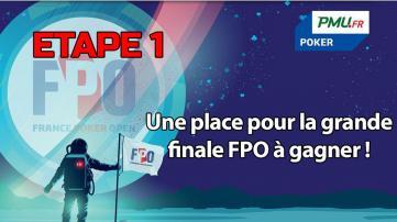 Road To FPO Lyon étape 1
