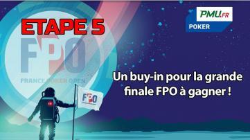 Road to FPO Lyon étape 5