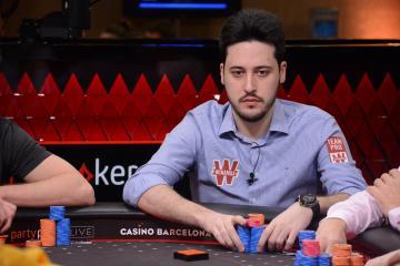 Dans la tête d'un pro : Adrian Mateos (et Kitai) au PartyPoker Barcelone 2018 Partie 5