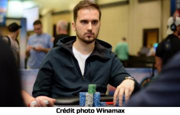 Julien Martini en table finale du PokerStars Players Championship