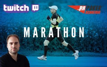 Le marathon Twitch de Freudinou : 24h de grind non stop