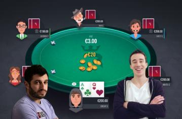 Benjamin teste Run It Once Poker (NL100 live)