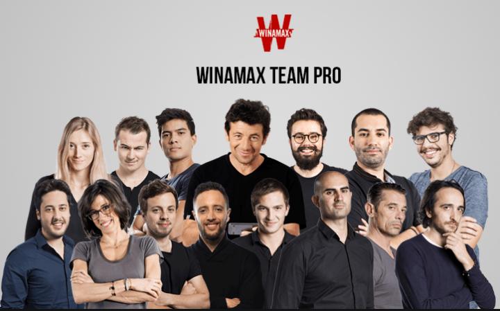 Les Team Pro Winamax s'illustrent sur les Wina Series