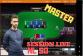 Master joue en live en NL50 sur deux tables (2/2)