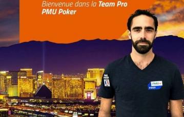 Paul Guichard grand vainqueur de l'opération Pro Dream PMU Poker