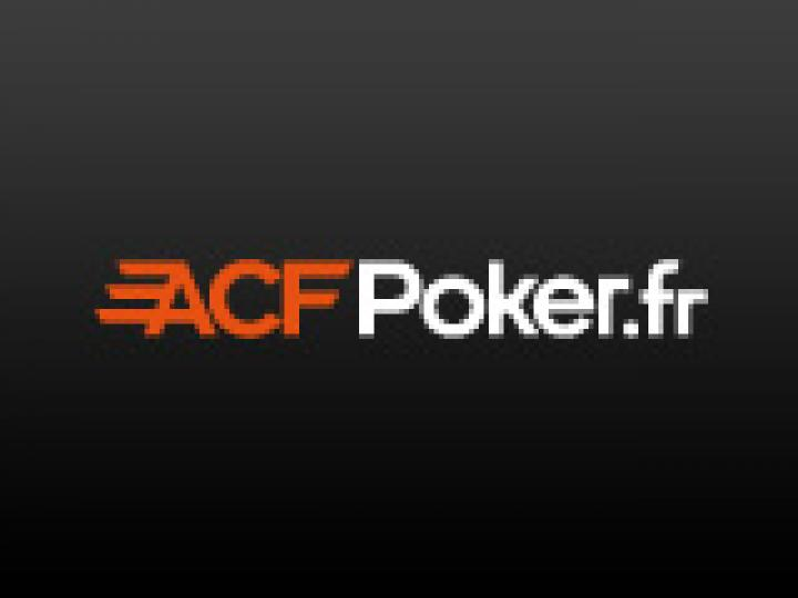 Championnat Poker Académie Open: Satellite 1