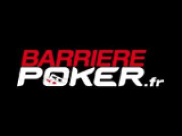 Campagne WSOPE 2000€ ajoutés sur Barrière Poker