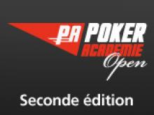 Poker Académie Open 2 à l'Aviation Club de France