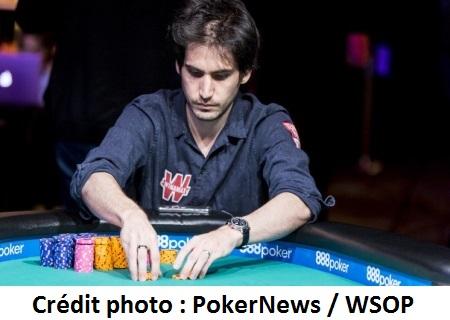 Alexandre Luneau WSOP