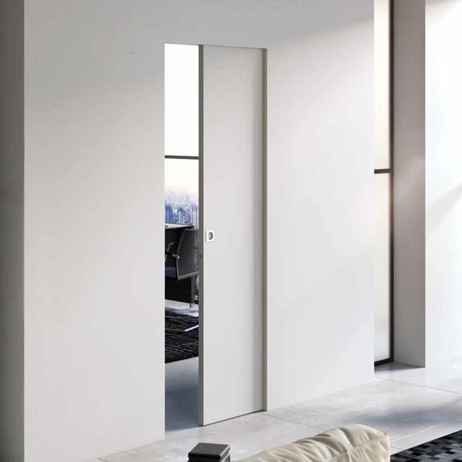 Porta scorrevole a scomparsa sliding door best service italia - Porta scorrevole a scomparsa ...
