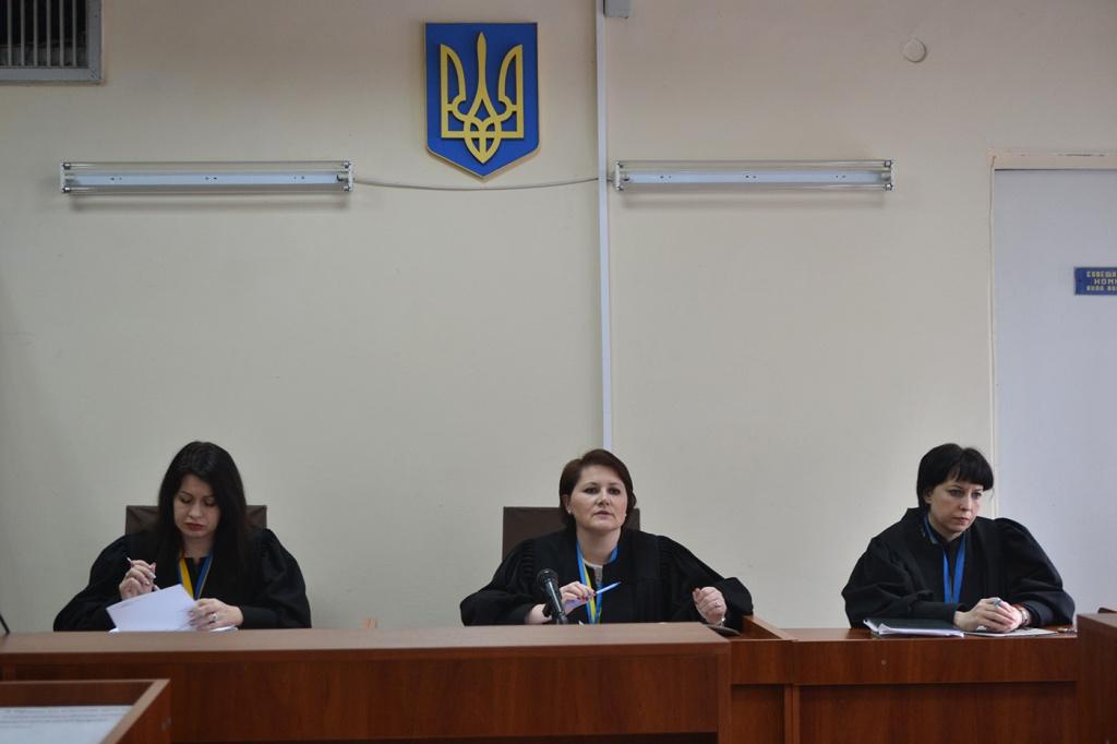 Красноармейский суд. Фото: Ирина Ромалийская / Медиазона