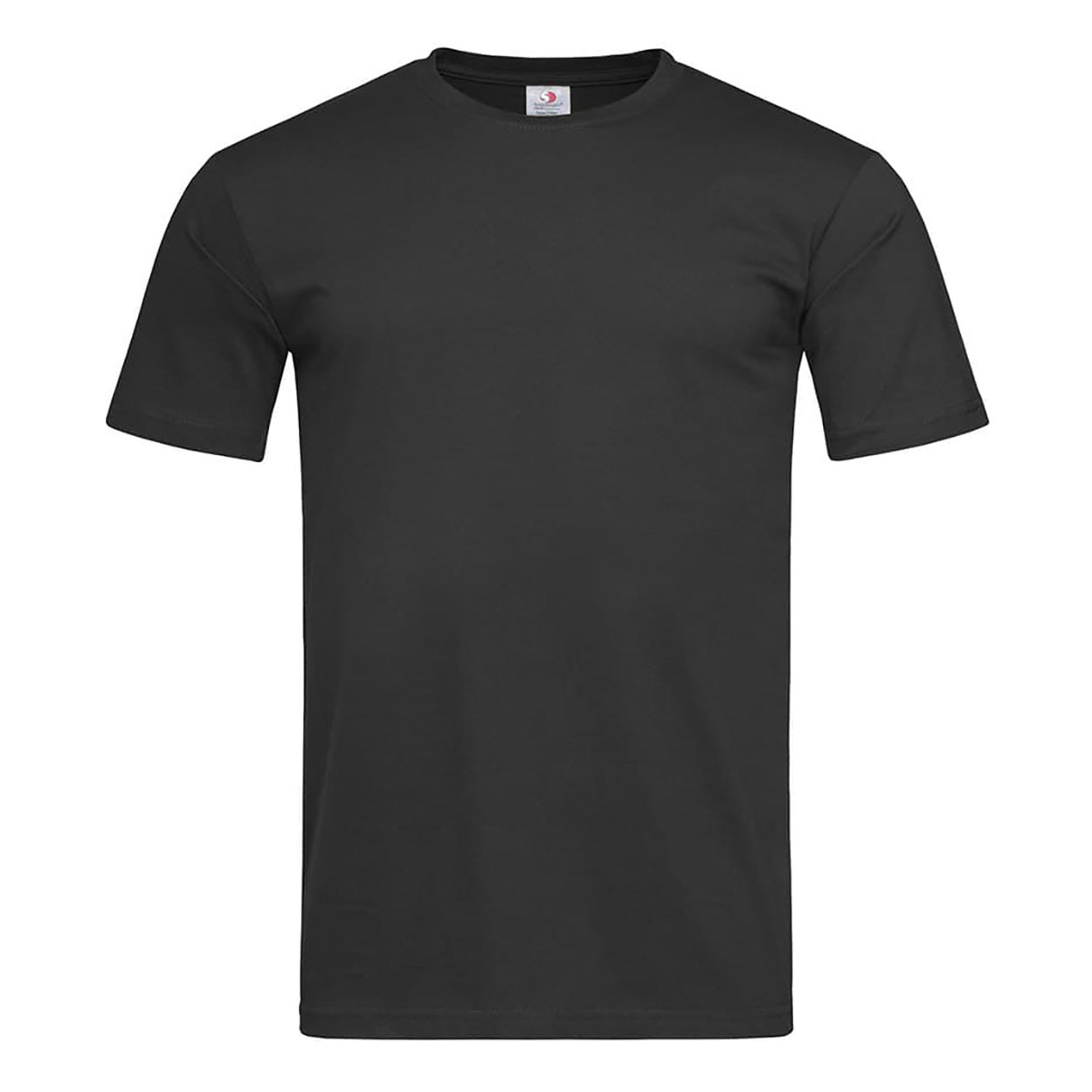 Stedman Mens Classic Fitted Tee (2XL) (Deep Berry)