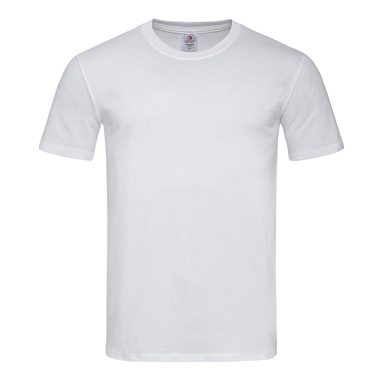Stedman Mens Classic Fitted Tee (L) (Black Opal)